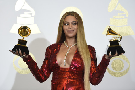 The 59th Annual Grammy Awards - Press Room