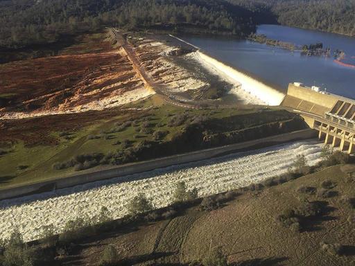 Damaged Dam