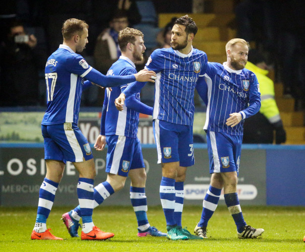 Sheffield Wednesday v Blackburn Rovers - Sky Bet Championship - Hillsborough
