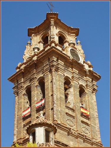 Iglesia Arciprestal de la Asunción (Almansa) Abacete,Castilla la Mancha,España