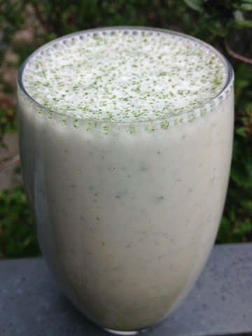 Mint smoothie (1)