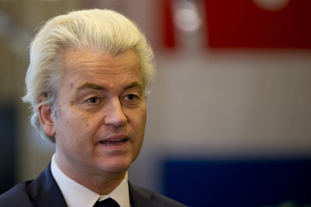 Netherlands Election Wilders
