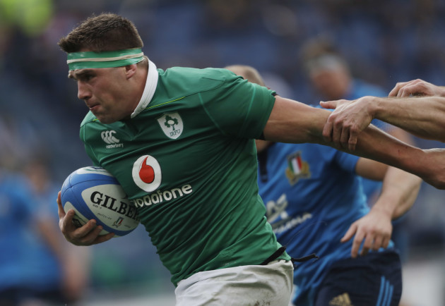 Italy Ireland Rugby Six Nations