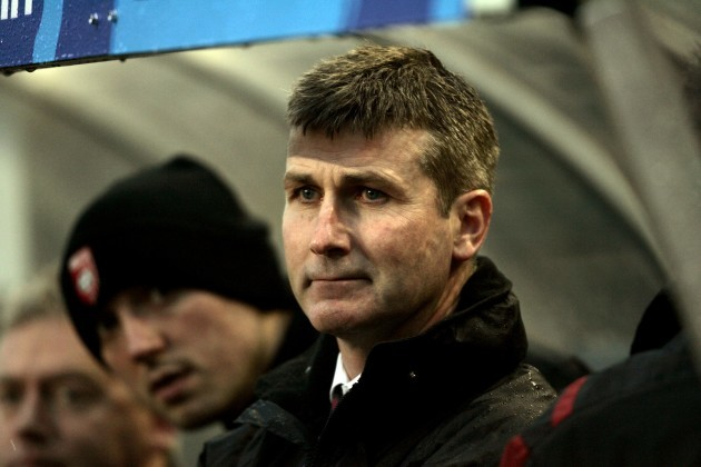 Manager Stephen Kenny