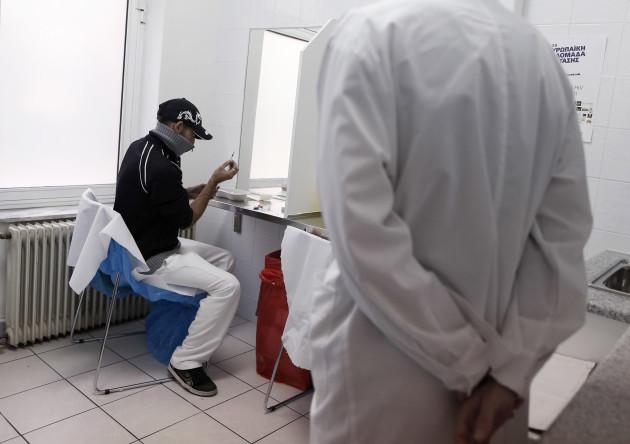 Greece Drug Declaration