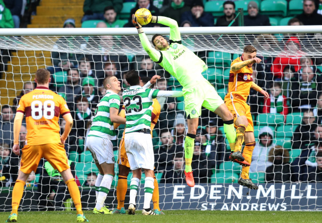 Celtic v Motherwell - Ladbrokes Scottish Premiership - Celtic Park