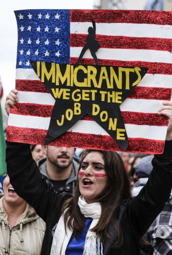 Trump Protests Los Angeles