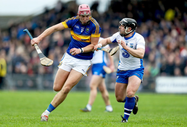 Noel Connors with Steven O'Brien