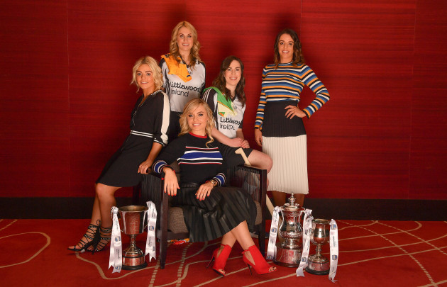 Littlewoods Ireland Camogie National Leagues Launch