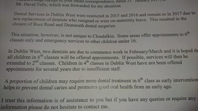 hse dentist