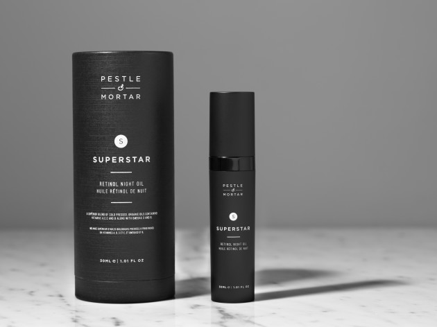 Retinol Night Oil Pestle & Mortar Superstar