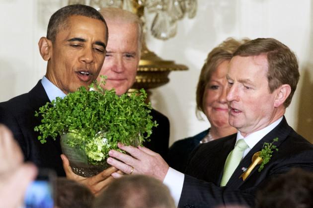 Obama US Ireland