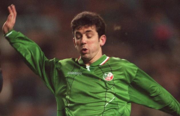 Owen Coyle Republic of Ireland 15/12/1994