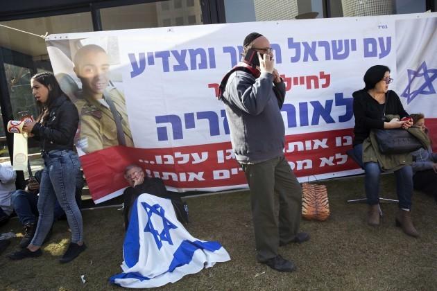 Israel Soldier Sentenced