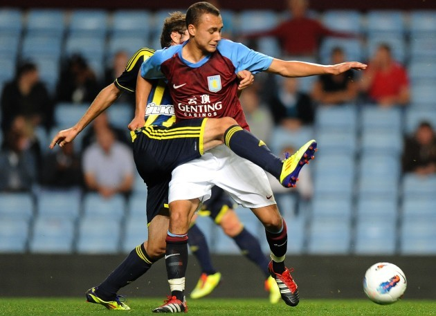Soccer - The NextGen Series - Group Three - Aston Villa v Fenerbahce - Villa Park