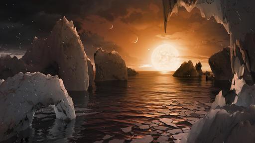 Space Habitable Worlds