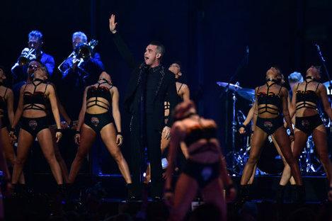 Brit Awards 2017 - Show - London