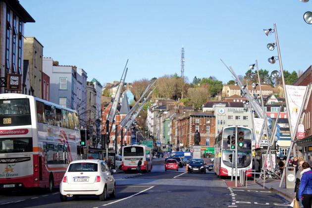 Patrick Street Cork City