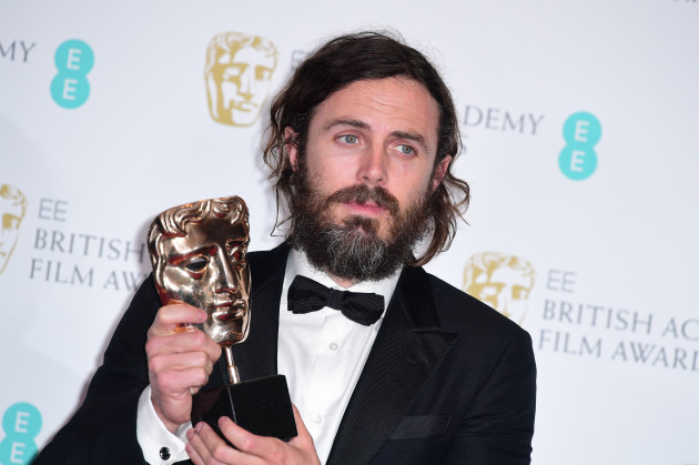 BAFTA Film Awards 2017 - Press Room - London