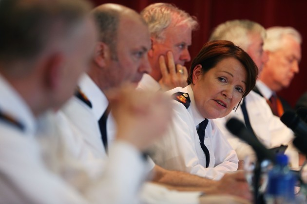 Policing Authority meeting Dublin