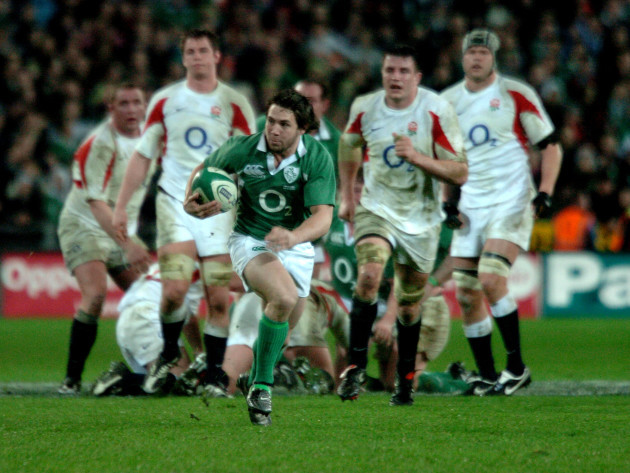 IRELAND RUGBY SIX NATIONS ENGLAND