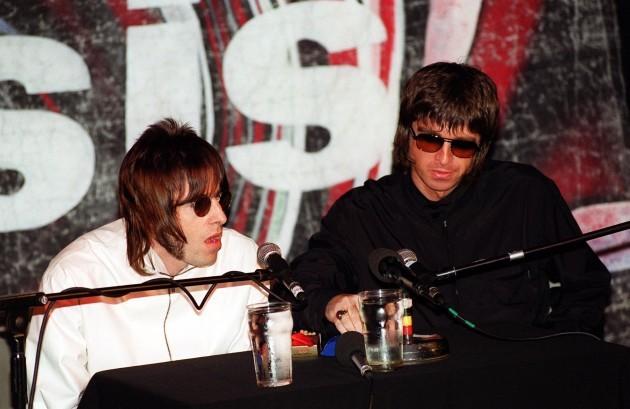 Oasis/Liam & Noel