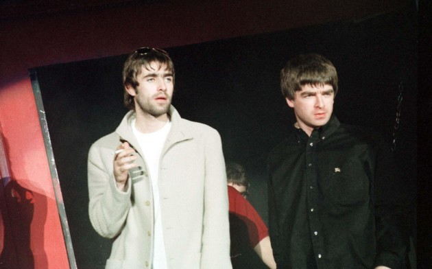 OASIS Liam&Noel Gallagher 2