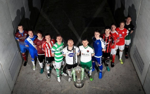 2017 SSE Airtricity League Season Launch