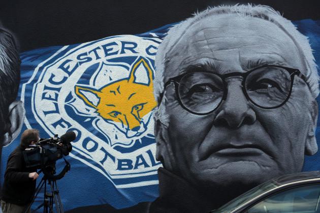 Claudio Ranieri Sacking