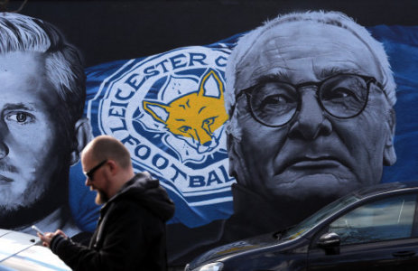 claudio ranieri - Images - Press Association