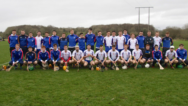The Mary Immaculate College team