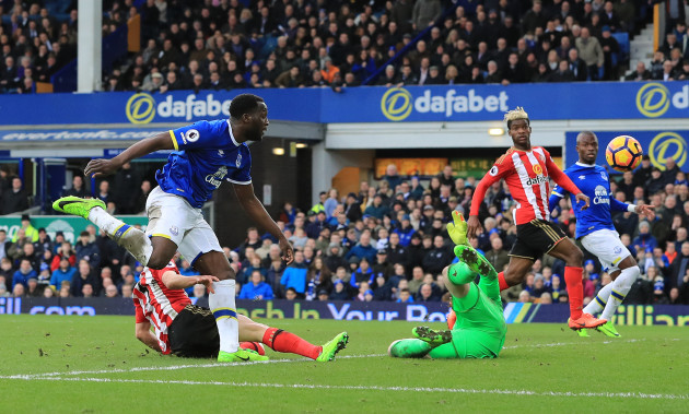 Everton v Sunderland - Premier League - Goodison Park