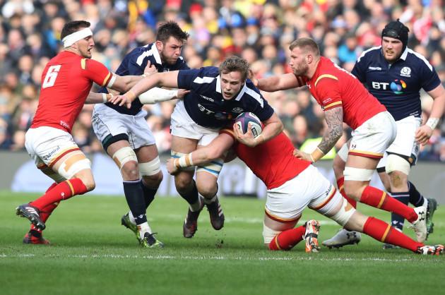 Scotland v Wales - RBS 6 Nations - BT Murrayfield