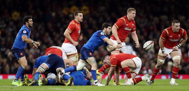 Wales v France - 2016 RBS Six Nations - Principality Stadium
