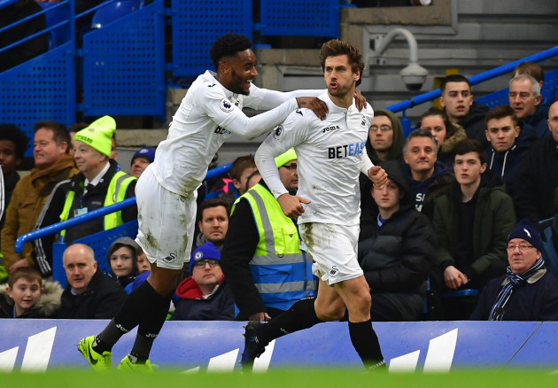 Chelsea v Swansea City - Premier League - Stamford Bridge