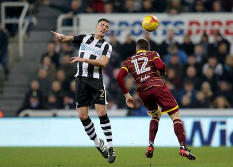 Newcastle United v Queens Park Rangers - Sky Bet Championship - St James' Park