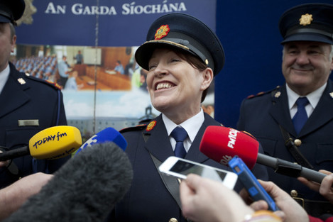 Graduations of the Garda Reserves