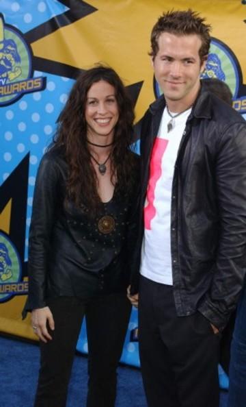 Alanis Morissette - MTV Movie Awards