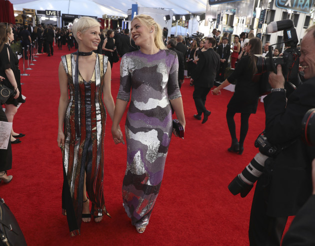 The 23rd Annual SAG Awards - Red Carpet