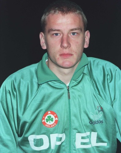 Lee Power Republic of Ireland soccer 12/2/1992