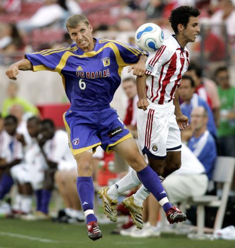 MLS CHIVAS USA FC DALLAS SOCCER