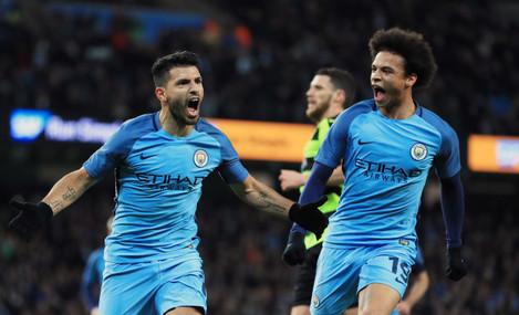 Manchester City v Huddersfield Town - Emirates FA Cup - Quarter Final - Replay - Etihad Stadium