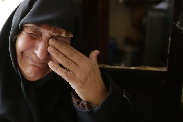 Mideast Syria Hard Homecoming