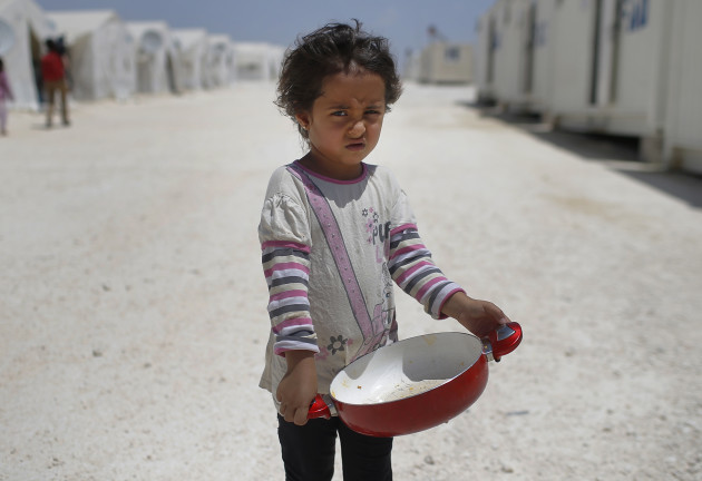 United Nations Child Refugees