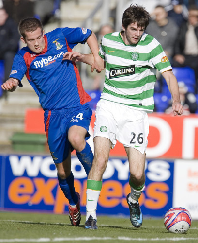 Soccer - Clydesdale Bank Scottish Premier League - Inverness Caledonian Thistle - Celtic - Tulloch Caledonian Stadium