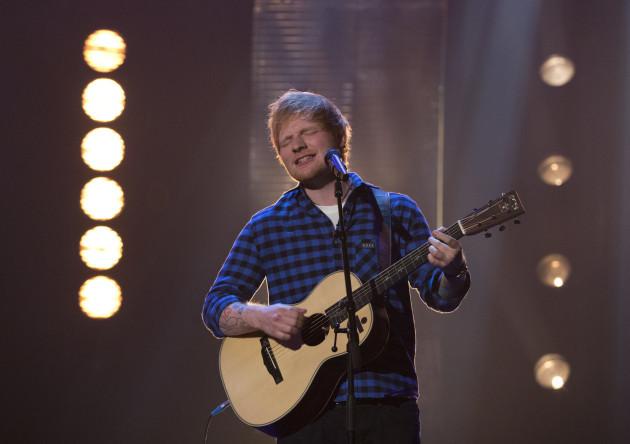 Ed Sheeran birthday