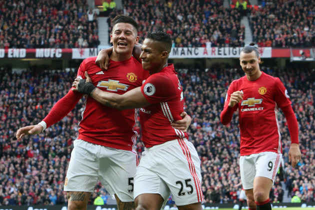Manchester United v AFC Bournemouth - Premier League - Old Trafford