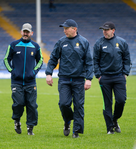 Donal Og Cusack with Donal Moloney and Gerry O'Connor