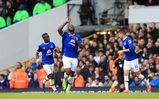 Tottenham Hotspur v Everton - Premier League - White Hart Lane