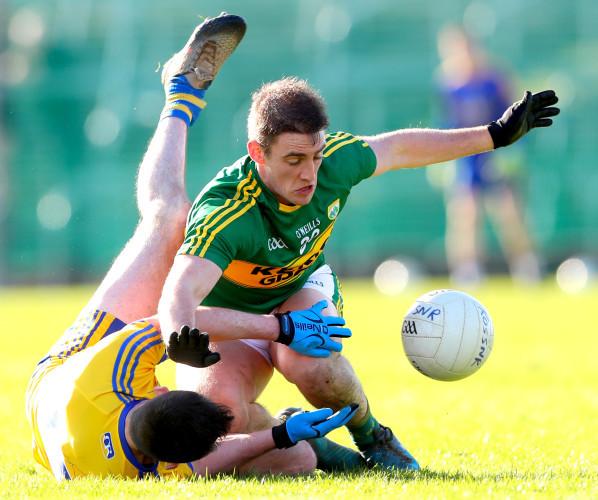 Paddy Brogan and Stephen O'Brien
